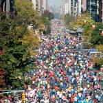 30kmの壁 フルマラソン