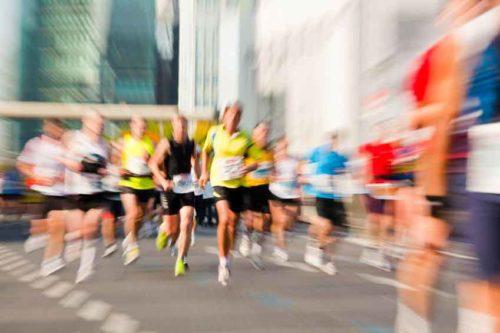 マラソン 内臓