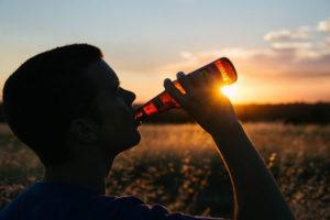 酒 ランニング